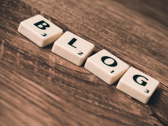 Blog utskrivet